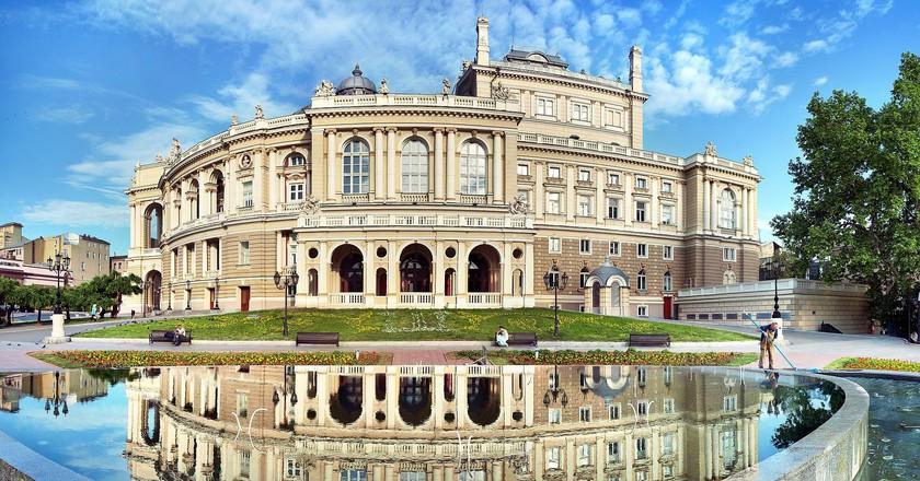 Odessa|©Alex Levitsky & Dmitry Shamatazhi/WikiCommons