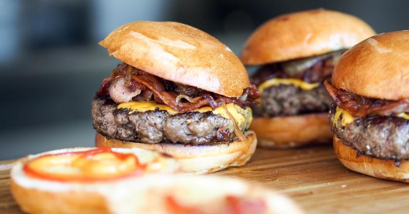 The Best Burgers In Copenhagen
