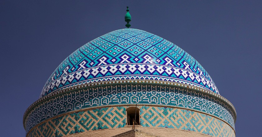 Yazd, Iran   © Ninara/Flickr