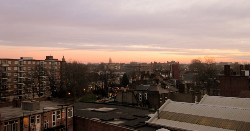 Brixton Skyline © Andrew Mason