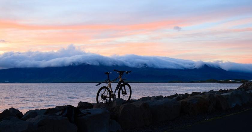 Midnight in Reykjavík | ©Stig Nygaard/Flickr