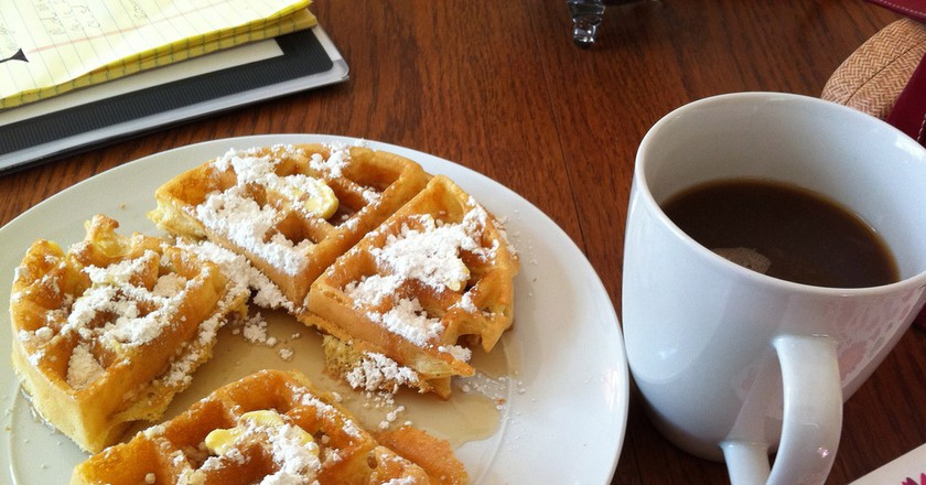 Breakfast   © Marc Majcher/Flickr
