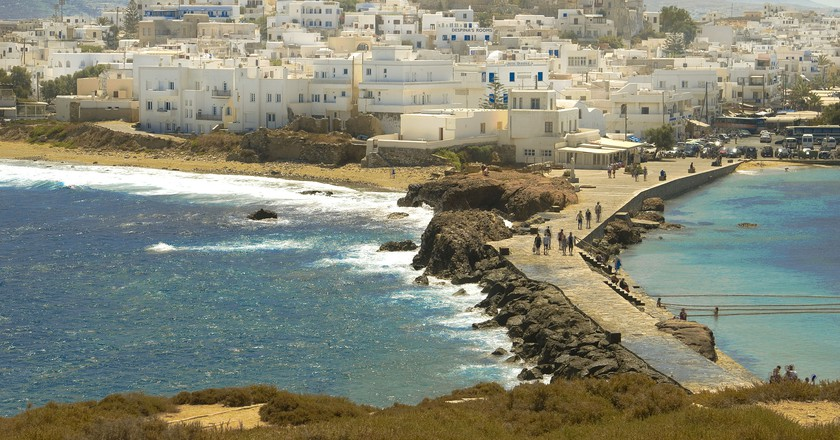 City of Naxos | © Sergio Alvarez/WikiCommons