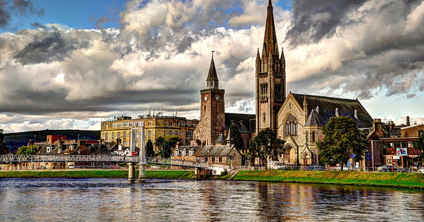 Inverness | © mendhak/Flickr