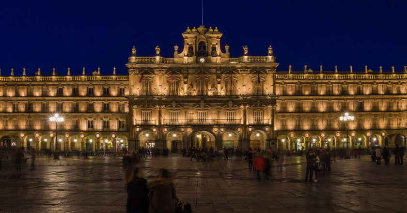 Plaza Mayor, Salamanca | © Rubén Nadador/Flickr
