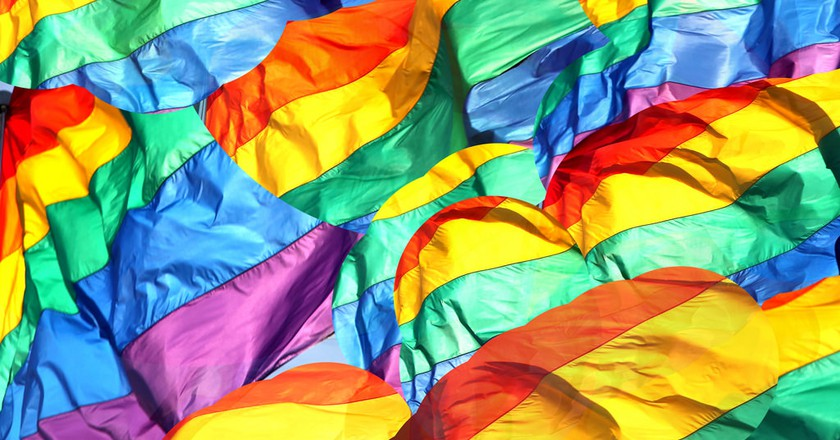 Rainbow Flags | © torbakhopper/Flickr