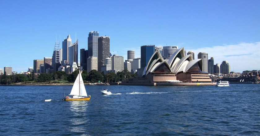 Sydney  ©  Ryan Wick/Flickr