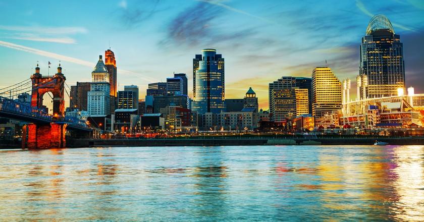 Downtown Cincinnati © | photo.ua/Shutterstock