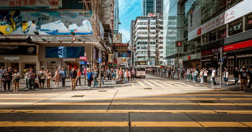 Tsim Sha Tsui, Hong Kong
