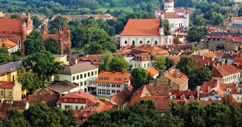 Vilnius| © anjun/Shutterstock