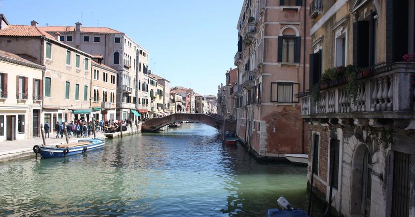 Cannaregio, Venice  © michimaya/Flickr