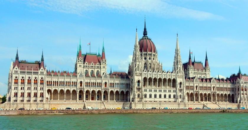 Hungarian Parliament Building © Martin Cooper