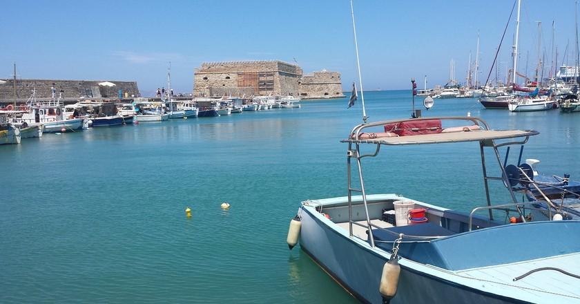 Heraklion, Crete |© Pixabay