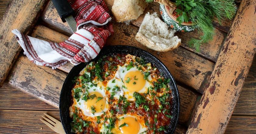 Hearty breakfast |© arinaja / Pixabay