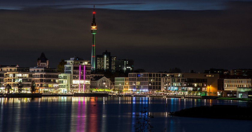 Phoenix Lake, Dortmund