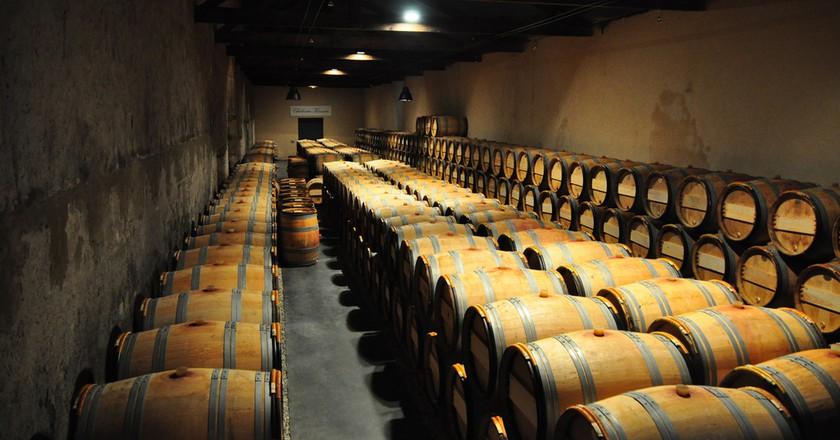 Wine Cellar  © xlibber /Flickr