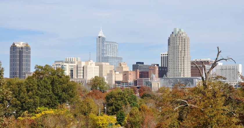Raleigh, NC | © James Willamor/Flickr