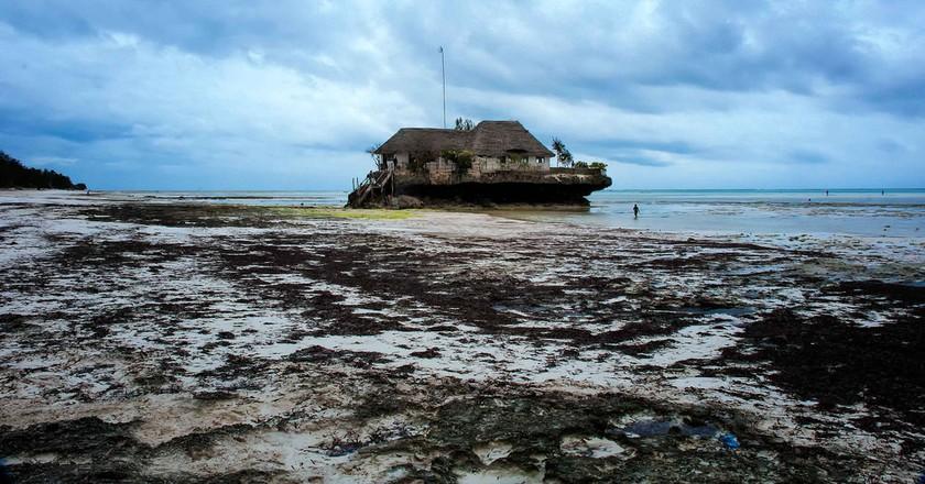 The Rock Restaurant, Zanzibar ©Rod Waddington/Flickr
