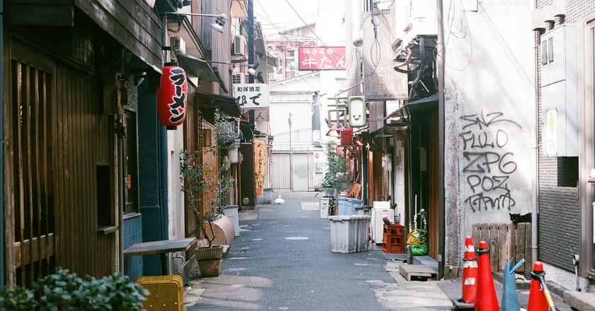 Osaka |  ©  Toomore/Flickr