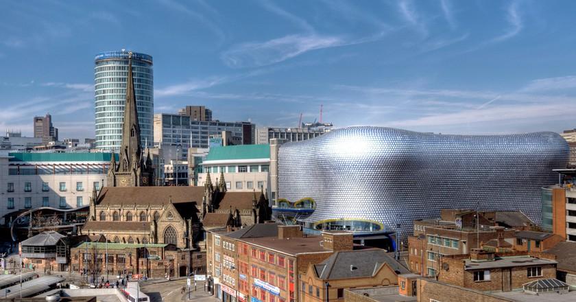Birmingham © bs0u10e0 / Flickr