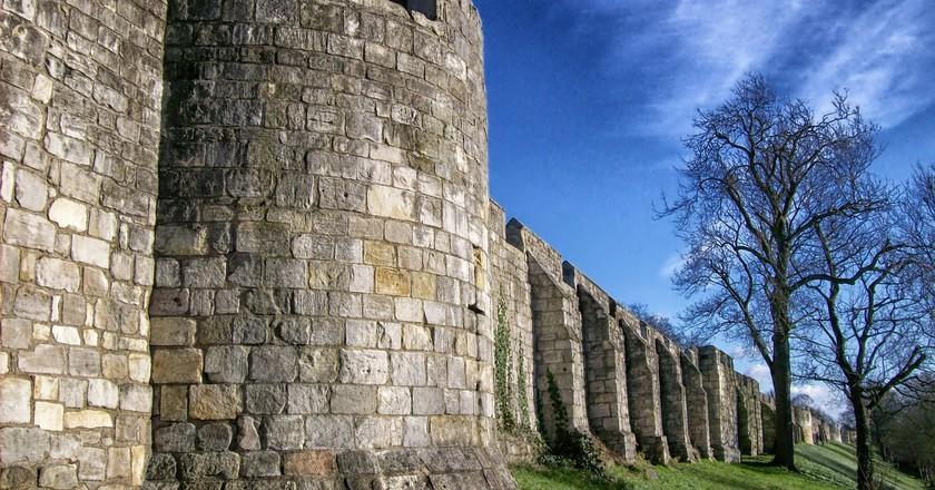 York city walls  © Pixabay