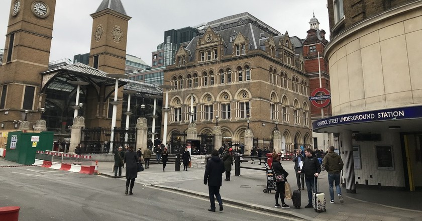The Top 10 Things To Do Near Liverpool Street