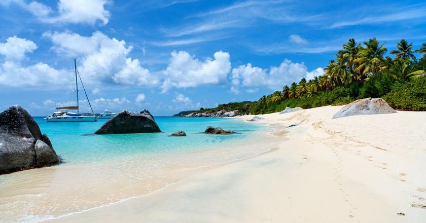 Virgin Gorda British Islands In Caribbean Blueorange Studio Shutterstock