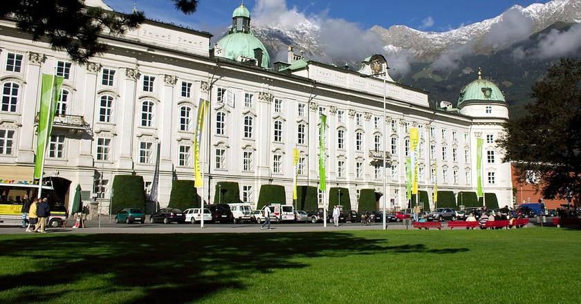 The Top 10 Things To Do And See In Innsbruck's Old Town