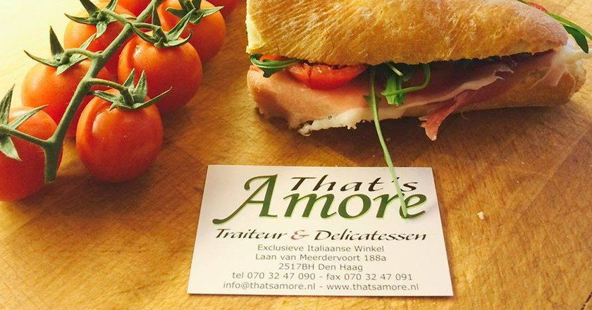 Deli Sandwich / Courtesy of That's Amore