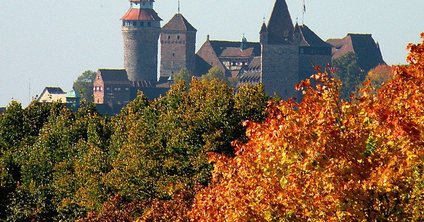 Nuremberg Castle   Витольд Муратов/WikiCommons