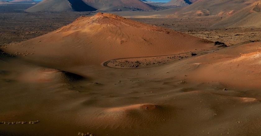 Parque Nacional del Timanfaya 10| © kanbron/Flickr