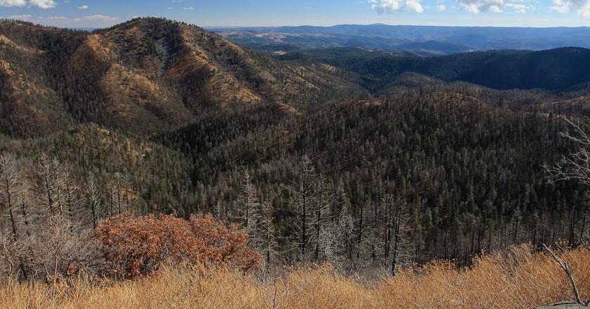 The view from Sierra Blanca | © TravelingOtter/Flickr