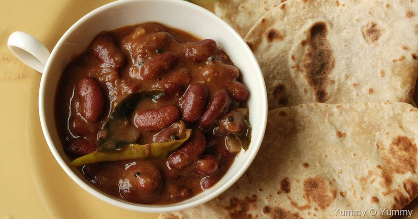 Rajma Curry| © Yummy O Yummy/Flickr