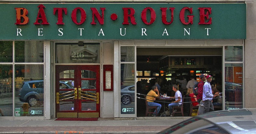 Baton Rouge Restaurant | © Don Gunn/Flickr