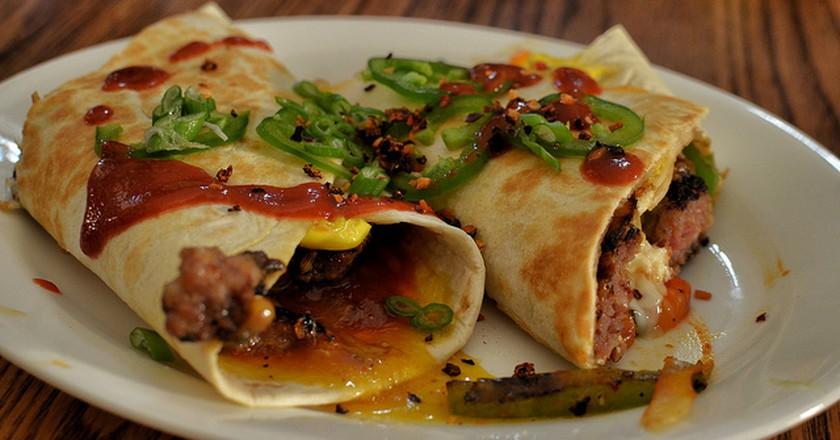Burrito | © jeffreyw/Flickr