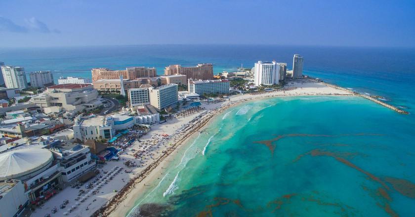 Cancun  © dronepicr/Flickr