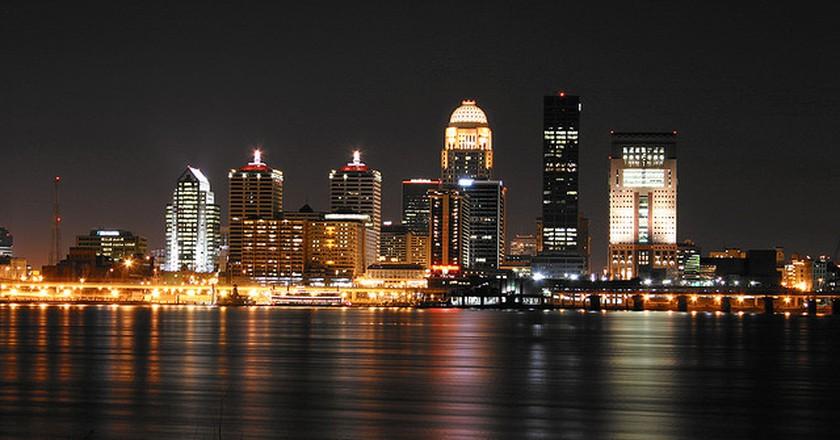 Louisville, Kentucky Skyline ⎸© The Pug Father/flickr