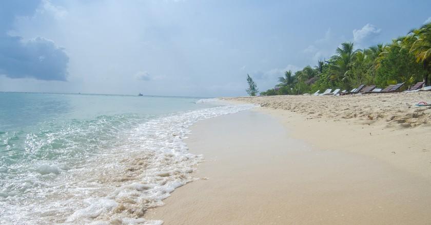 Palancar beach Cozumel Mexico   © dronepicr/Flickr