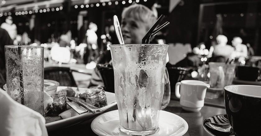 Empty cups in Aarhus I © Poul-Werner Dam/Flickr