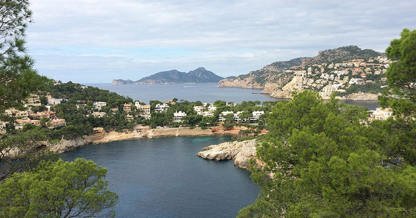 The Best Bars With Views in Mallorca, Spain