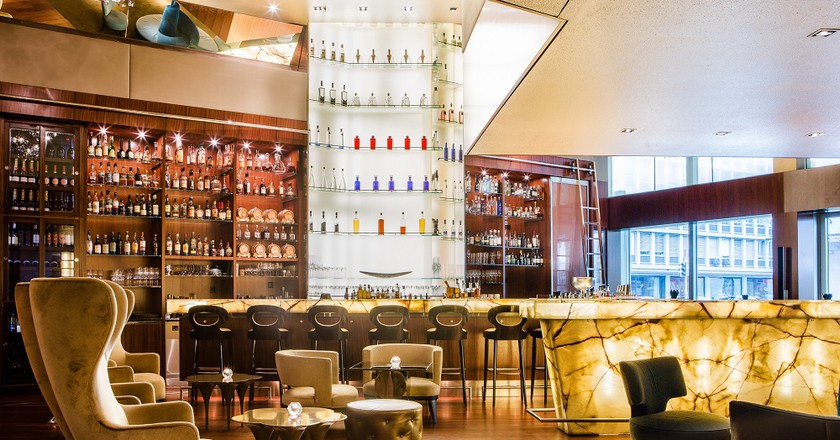 ONYX Bar | Courtesy of Park Hyatt Zurich