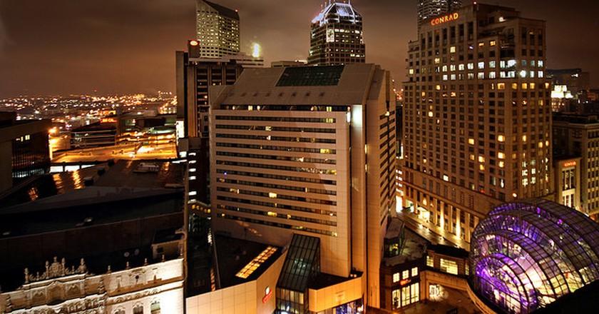 Downtown Indianapolis I © Intiaz Rahim/Flickr