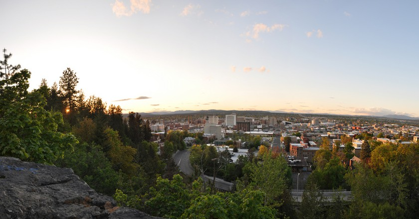 Spokane Panorama | © James Hawley/Flickr