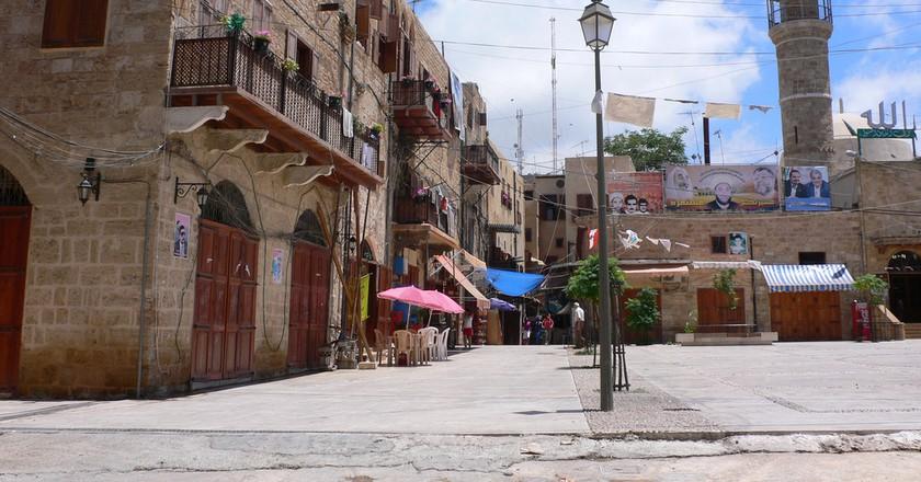 Sidon, Lebanon   ©  Heather Cowper/Flickr