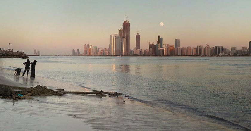 Abu Dhabi - Corniche | © Panoramas/Flickr
