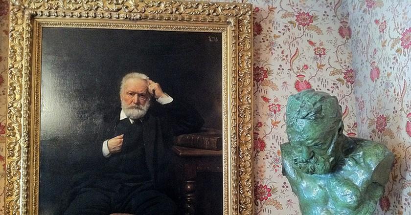 Victor Hugo   © David Lytle/Flickr