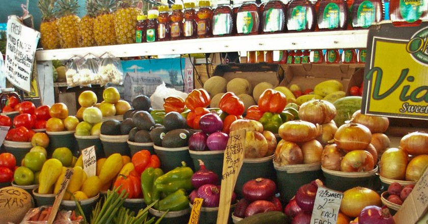 Dallas Farmers Market | © Allen Sheffield/Flickr