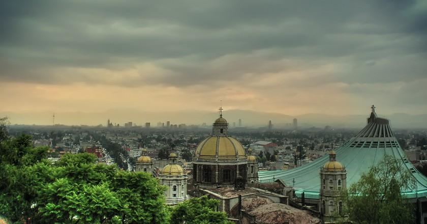 Sprawling Mexico City © Eneas De Troya/Flickr