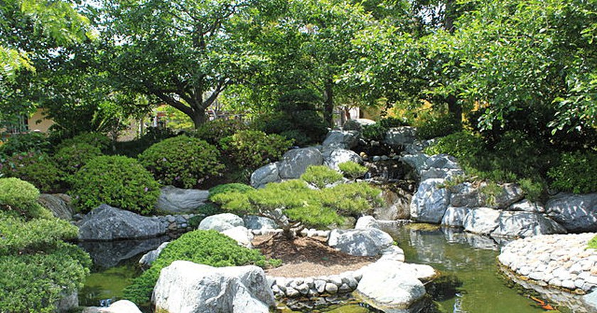 Japanese Friendship Garden | © WikiCommons
