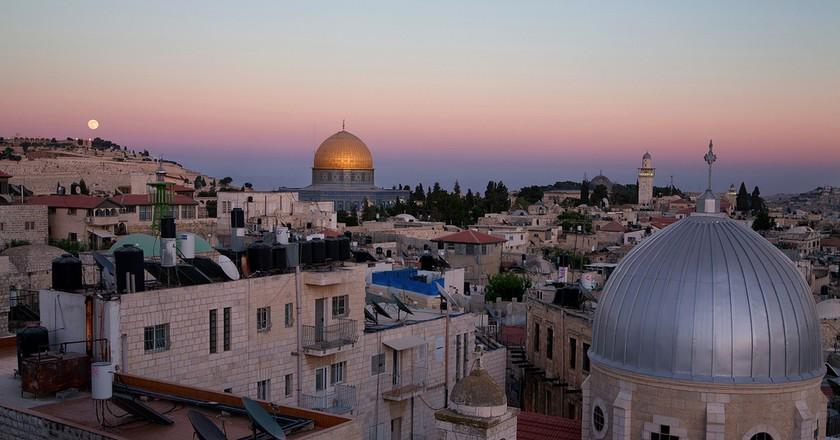 Jerusalem   © Israeltourism/Flickr